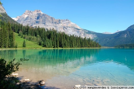 Emerald Lake Yoho National Park, Canada