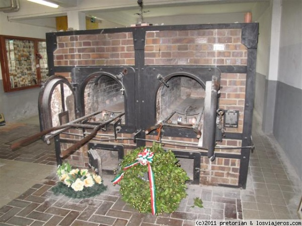 Resultado de imagen de hornos crematorios