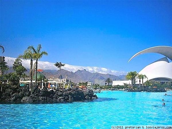 Parque mar timo de santa cruz fotos de espa a losviajeros - Parques infantiles santa cruz de tenerife ...