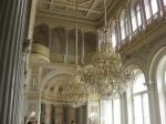 Iluminación interna Museo Hermitage, St Peterburgo