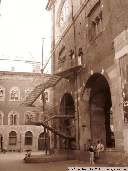 Escaleras raras - Italia