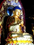 Buddha in the Great Wild Goose Pagoda