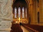 Interior de la Catedral de Santa María de Luxemburgo