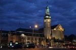 Otra imagen de la Estación Central de Luxemburgo