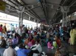 El reto de caminar por las calles de la India