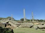 Major field of stelae Axum