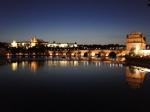 atardece en Praga