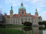 Neues Rathaus (Nuevo Ayuntamiento Hannover)