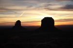 Monument Valley Amanecer - UTAH