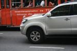 Corea en coche