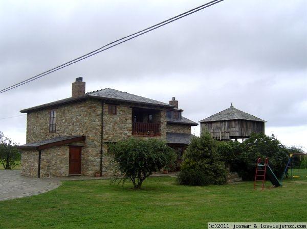 Casa tipica asturias fotos de espa a losviajeros - Casa de asturias madrid ...