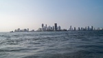 Bahia de Cartagena (Colombia from the sea)