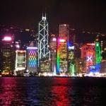 Vistas de Hong Kong