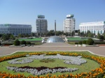 III Primer día en Astana (primera parte)