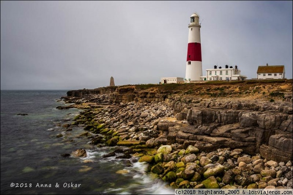 Portland Bill Lighthouse Portland Bill Lighthouse, Faro de Portland Bill