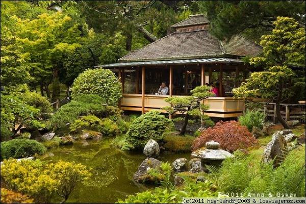 Jardin japones de te san francisco fotos de usa for Jardin japones hagiwara de san francisco