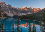 Moraine Lake - Banff National Park, Alberta (Canadá)