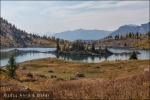 Rock Isle Lake - Sunshine Meadows, Banff National Park (British Columbia)