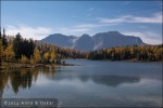Larix Lake - Sunshine Meadows, Banff National Park (British Columbia)