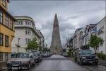 Iglesia Hallgrímskirkja, Reykjavik (Islandia)