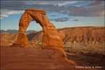 Delicate Arch - Arches National Park