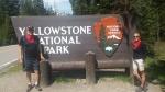 De camino a Yellowstone