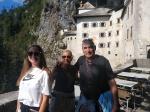 Ruta en coche desde España a Eslovenia con final no esperado