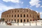 Anfiteatro El Djem. Túnez
