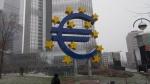 Símbolo del Euro Frankfurt am Main