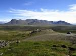 Vista desde Borgarvirki