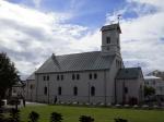 Dómkirkja, la principal catedral de Islandia