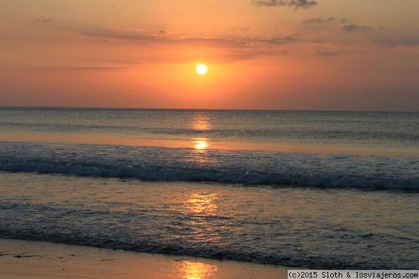 Atardecer Playa Jimbaran-Bali
