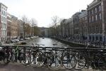 Amsterdam bicicletas por doquier