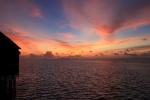 Despues del atardecer Maldivas