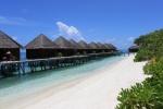 Maldivas Mirihi water villas
