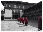 Monasterio en Butan