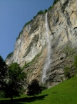 Las Cascadas más espectaculares de Suiza