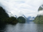 Go to photo: Landscape in Doubtful Sound