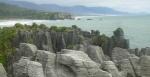 Pancake Rocks desde Dolomite Point Pancake Rocks in Paparoa National Park