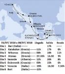 Crucero 2018