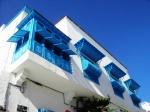 Sidi Bou Said, el balcón blanqui-azul sobre el Mediterráneo
