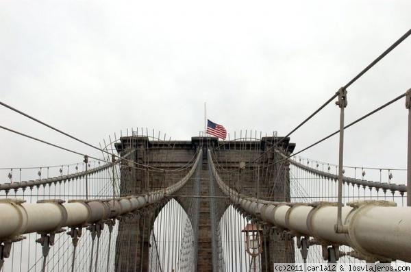 New York - Puente Brooklyn - Fotos de USA - LosViajeros