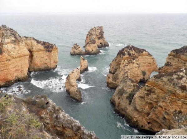 Fin de semana lluvioso en el Algarve