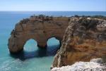 Arcos en la Praia da Marinha -Algarve
