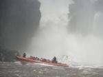 Acercándonos a las Cataratas de Iguazú