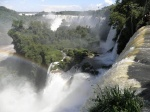 Iguazú: lado brasileño