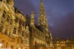 5 noches en Bruselas con visitas rápidas a Brujas y Gante en junio 2016.