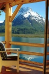 My balcony in Bariloche