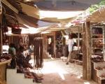 Senegal - Dakar - Mercado de artesanos Soumbédioune