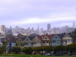 USA - San Francisco - Painted Ladies